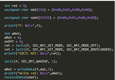 通过破解固件,让三星手机变身NFC安全研究利器(二)