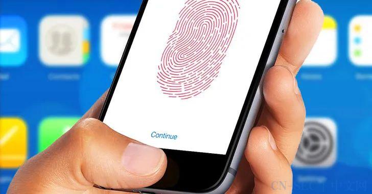 【安全圈】Apple Touch ID漏洞被用于劫持iCloud账号