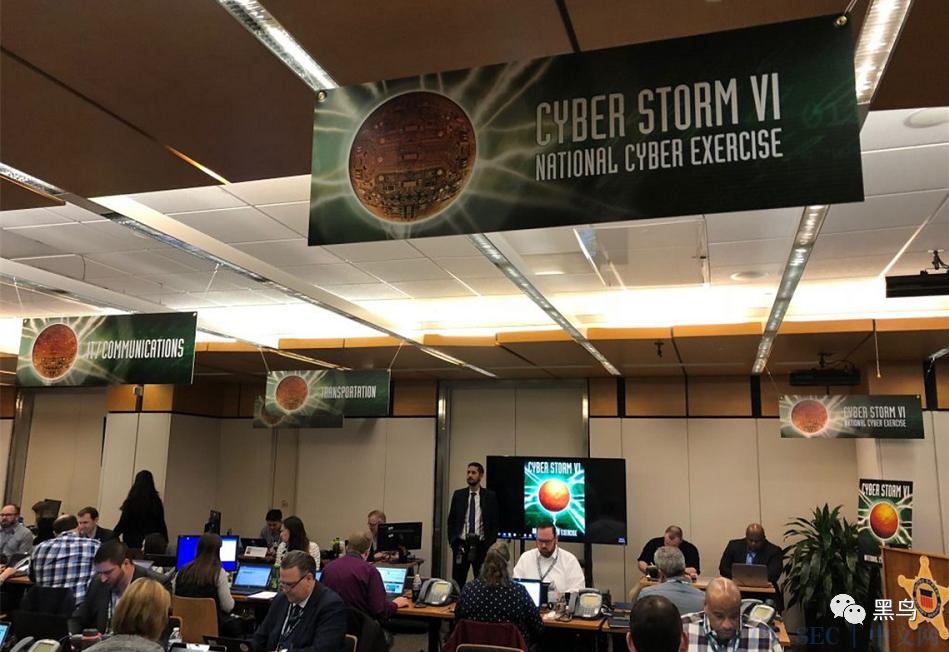 美国结束为期3天的2020网络风暴演习
