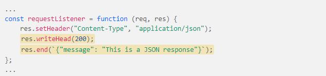 如何使用HTTP模块在Node.js中创建Web服务器(上)