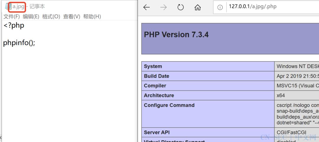 漏洞通告   PHPStudy nginx解析漏洞