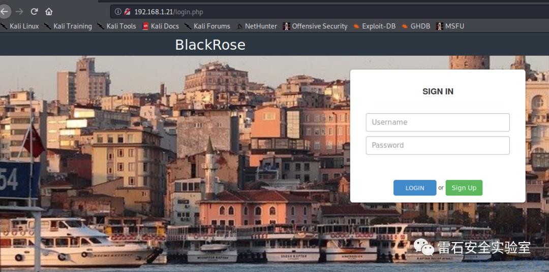 BlackRose: 1-VulnHub