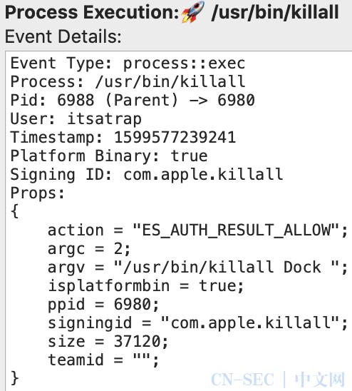 利用macOS Dock实现攻击持久化