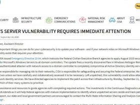 """【安全圈】美国土安全部发出罕见紧急警告:Windows存在""""严重""""漏洞"""