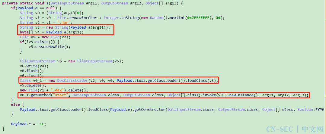 使用msfvenom生成恶意APP并对该APK进行拆包分析