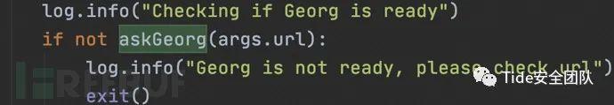 reGeorg简要分析