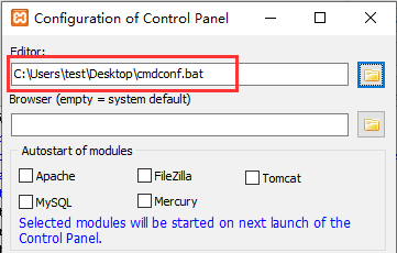 CVE-2020-11107漏洞复现:向XAMPP任意命令执行说不