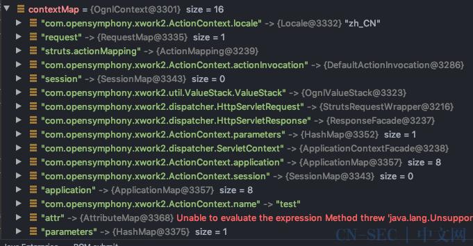 CVE-2019-0230: S2-059 远程代码执行漏洞分析