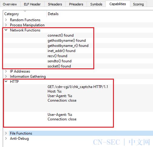 ELF恶意软件的静态分析原理和方法(下)