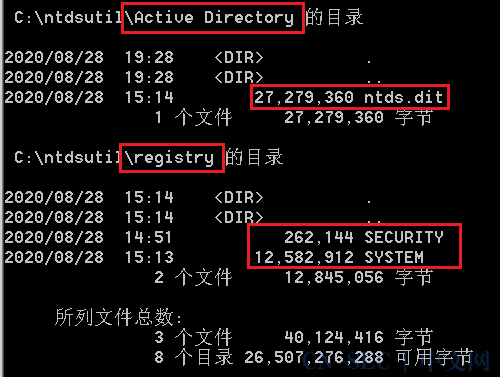 windows域环境下认证和攻击初识