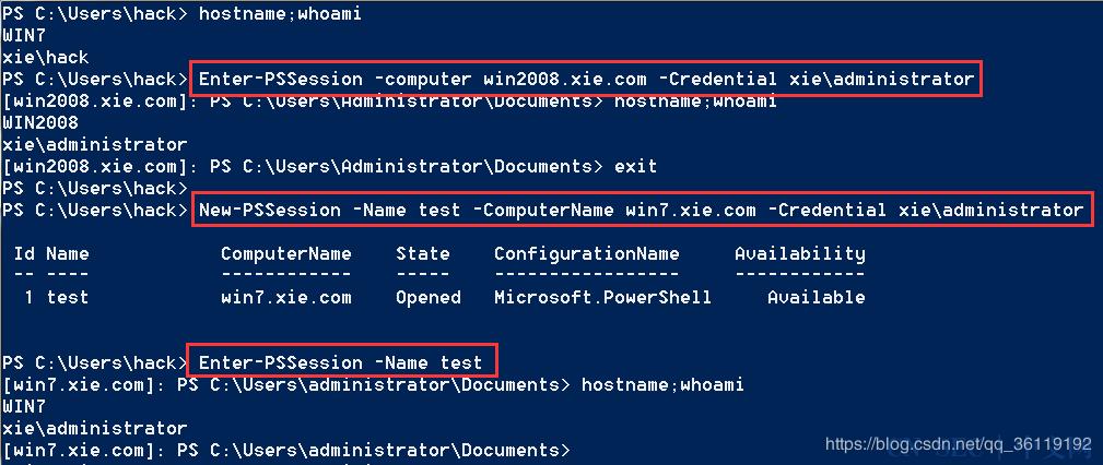 工具使用 | WinRM远程管理工具的使用