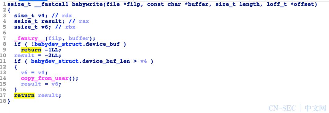 Linux Kernel Pwn 学习笔记 (UAF)