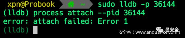 通过第三方框架注入macOS