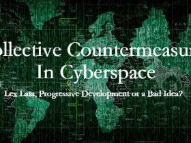 国际法发展演变:网络空间中的集体反制适用
