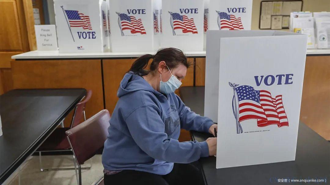 数百万美国选民的详细信息出现在俄罗斯暗网论坛上
