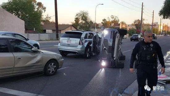 Uber无人车撞死人,安全员被控过失杀人,算法免于追责