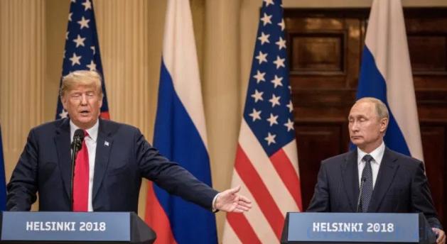 普京呼吁俄美重启信息安全领域双边合作 却被美方一口回绝