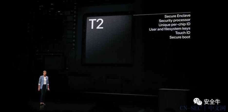 苹果T2安全芯片被破解