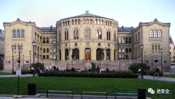 挪威指责俄罗斯对其议会进行网络攻击