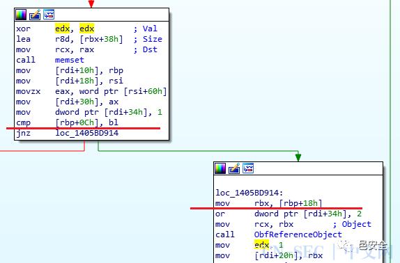 Windows 内核提权漏洞分析:CVE-2020-1034