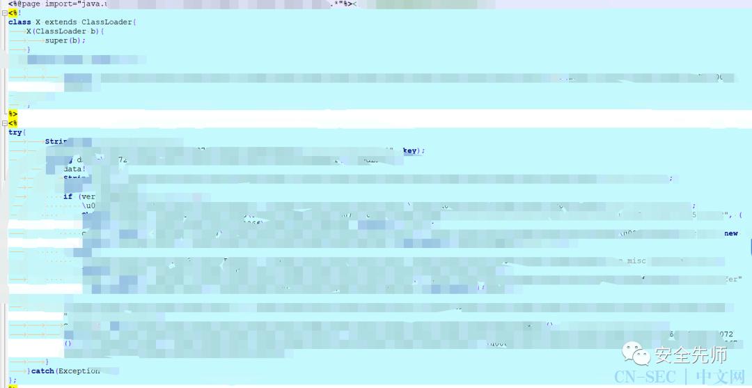 某系统绕过waf拿下webshell