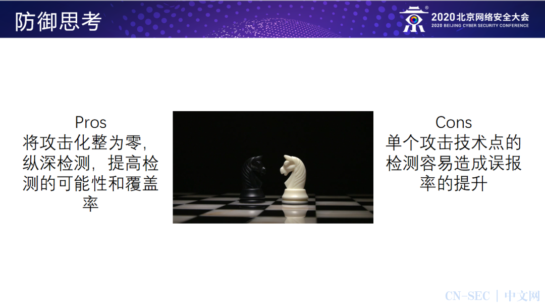 【企业安全运营实践论坛】王任飞(avfisher):以攻促防之攻击者视角下的防御思考
