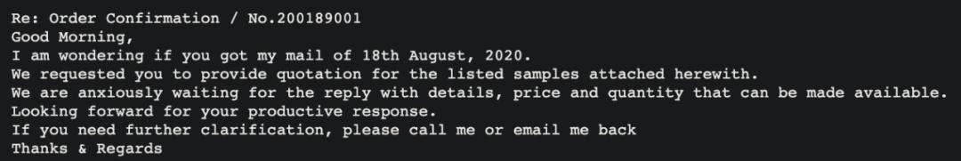 每周高级威胁情报解读(2020-09-24--09.30)