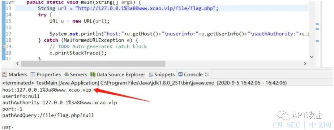 浅谈URL协议