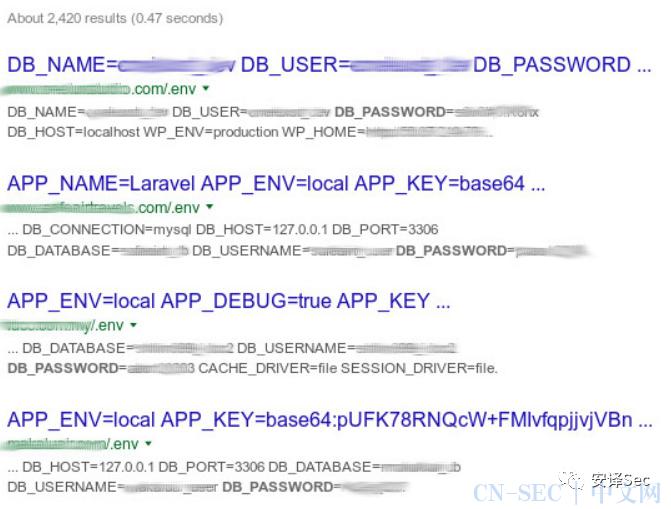 文末福利 | 探索Google Hacking技巧