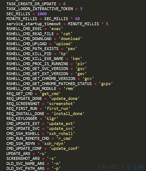 Evilnum恶意组织使用新的基于Python的木马攻击金融公司
