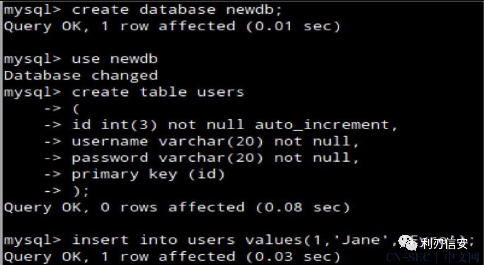 【乌云知识库】利用insert,update和delete注入获取数据