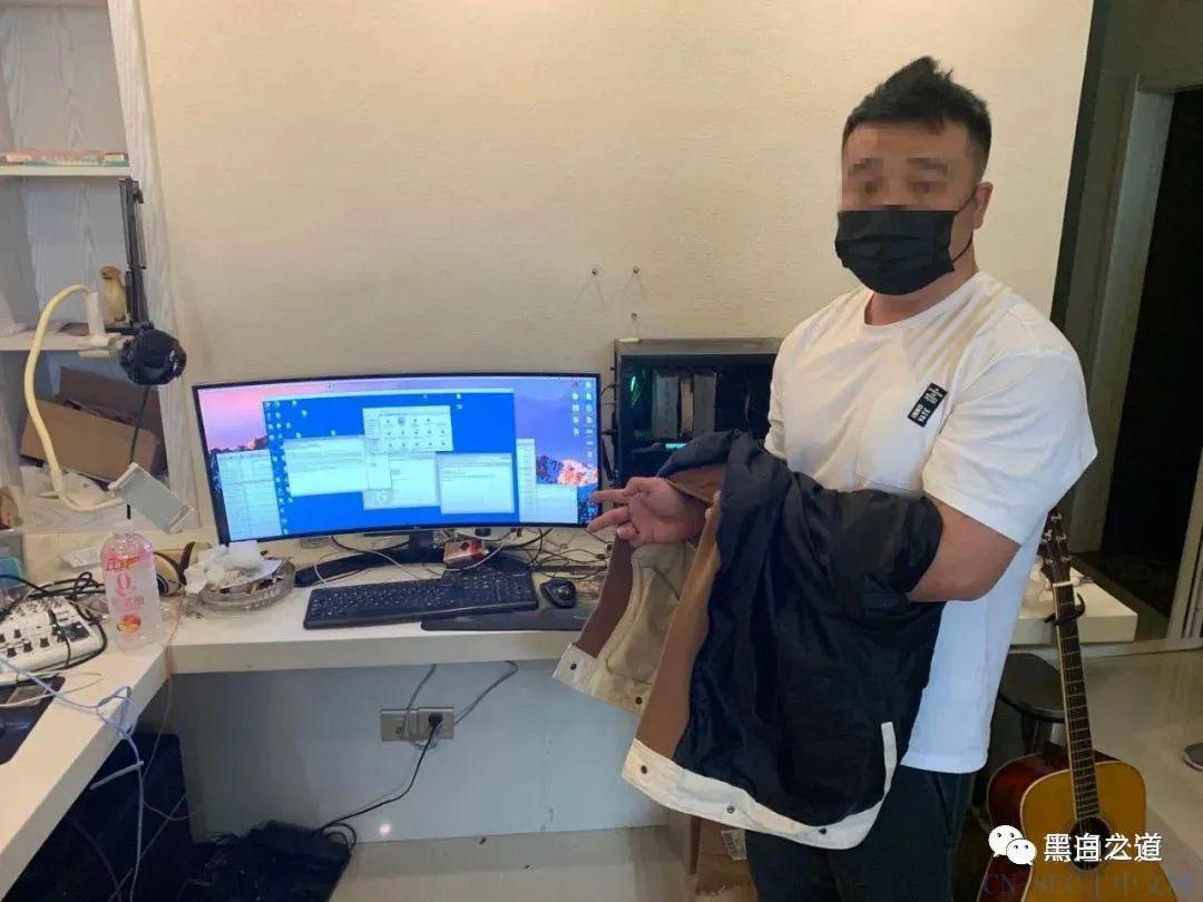 中国抓到了勒索病毒作者,上市公司停工3天!