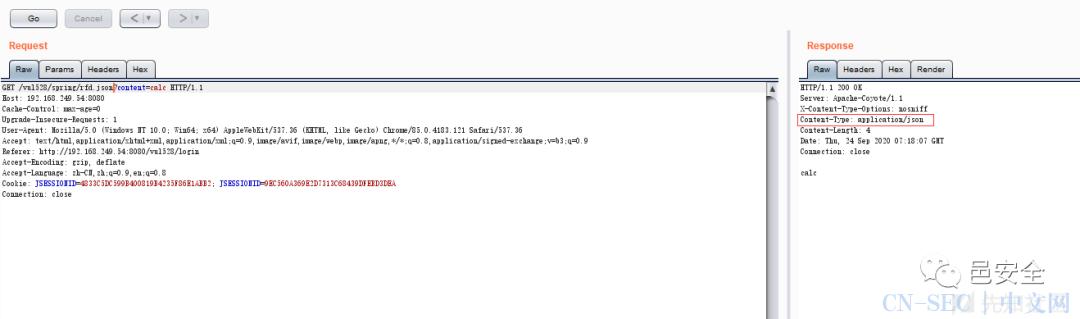 Spring反射性文件下载漏洞(CVE-2020-5421)分析