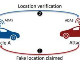 利用 ADAS 传感器在车载自组网中检测定位欺骗