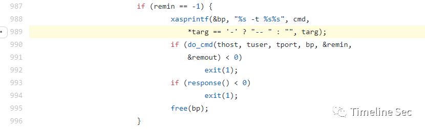 CVE-2020-15778:OpenSSH命令注入漏洞复现
