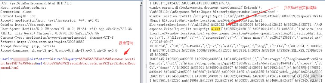 曾经某DN博客里的一个有趣的存储型XSS分析