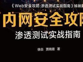 《内网安全攻防》配套视频 之 工作组信息收集