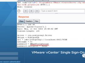 VMware 文件读取