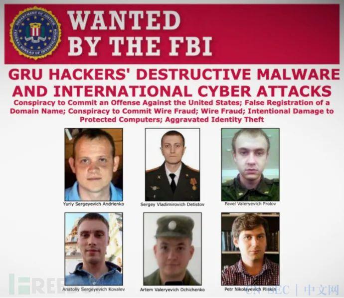 乌克兰断电事件、平昌冬奥会网络暗战的幕后主使名单