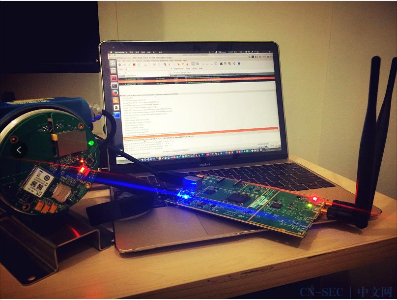 软件无线电在智能硬件漏洞挖掘中的应用