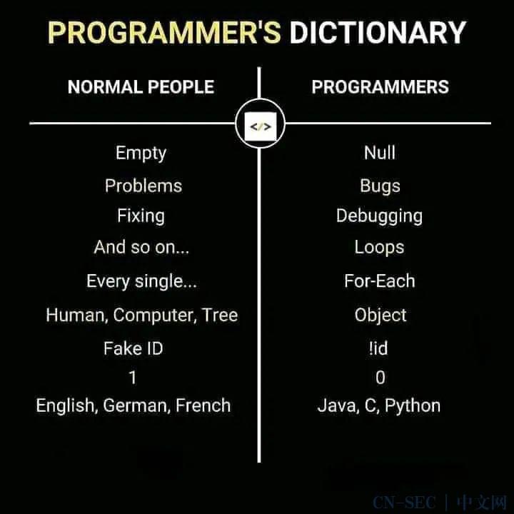 程序员最讨厌的事